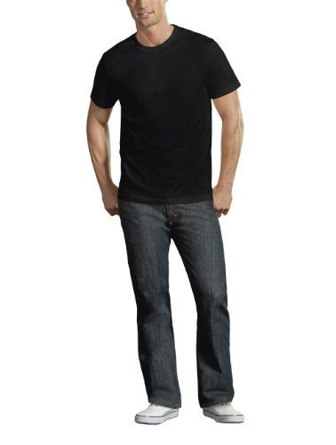 Jockey® Herren, T-Shirt, kurzarm, 100040 Schwarz