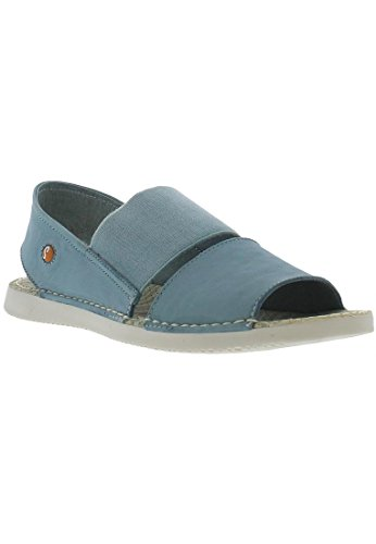 Softinos Tai383sof, Sandales  Bout ouvert femme Pastel Blue