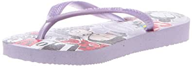 Havaianas Girls Slim Pucca Thong Sandals