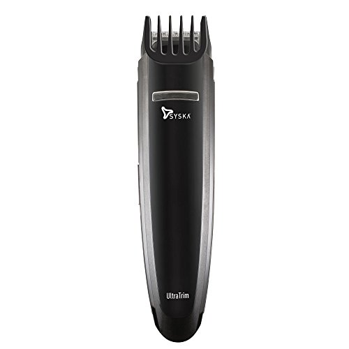 SYSKA HT200 Ultra Trim Beard Trimmer (Black)