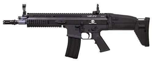 FN Scar Fusil Airsoft L gen3 Noir- Electrique -0.5 Joule- Semi ET Full Auto