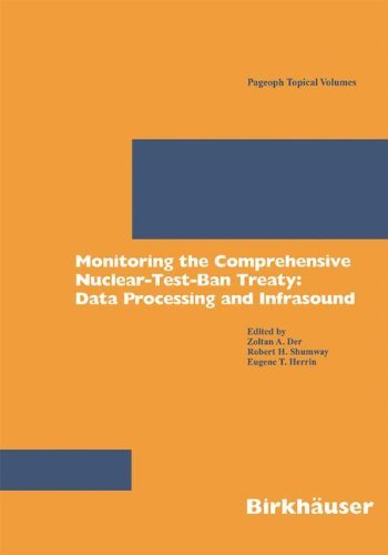 Monitoring The Comprehensive Nuclear-test-ban Treaty: Data Processing And Infrasound (pageoph Topical Volumes) por Various epub