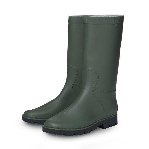 Stormafit Jackdaw Size 6 - Zuecos para hombre, color verde, talla Size 4