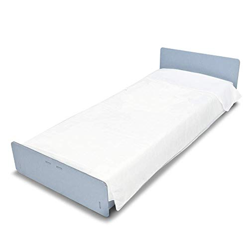 100 Einweg Bettlaken aus Viles(Einzelbett) 140cm x 240cm