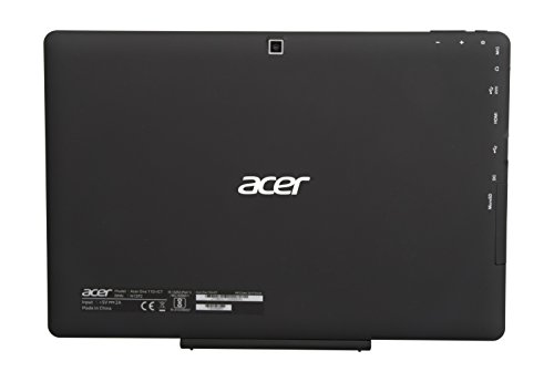 Acer Switch Atom 10.1-inch Laptop (2GB/32GB/Windows 10/Black/1.1kg), SW110-1CT
