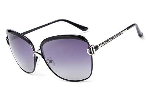 Saino Festival Fashion Hd Objektiv Outdoor-Brille Unisex Cat Eye Sonnenbrille Top Etui&Brillentuch Edelstahl