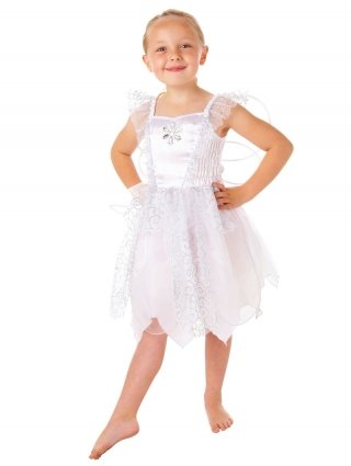 Size Fee Kostüme Plus (Kinderkostüm Rosa Fee, Größe:92 (1 - 3)