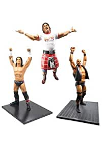 Heo - Figurine Catch WWE serie Fury Unmatched CM Punk