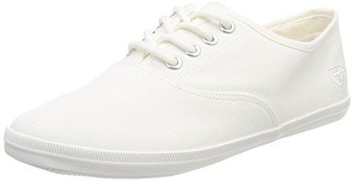 Tamaris Damen 23609 Sneaker, Weiß (White), 38 EU