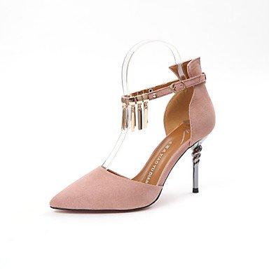 Zormey Frauen Heels Frühling Sommer Club Schuhe Glitter Hochzeit Party & Amp; Abendkleid Casual Plattform Pailletten Schnalle US7.5 / EU38 / UK5.5 / CN38