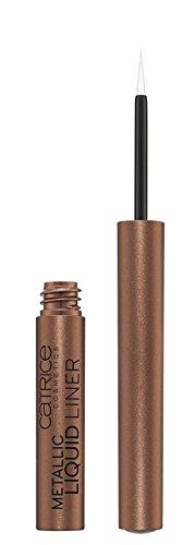 Catrice Augen Eyeliner & Kajal Metallic Liquid Liner Nr. 010 Bronze Lee 1 ml