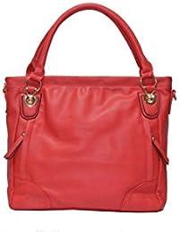 Senora Handbag for Women- Colour(Red)