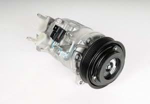 ACDelco 15-21744 GM Original Equipment Air Conditioning Compressor