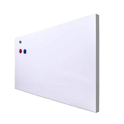 banjado-magnettafel-weiss-ohne-motiv-rechteckig-blanko-memoboard-pinnwand-magnetwand