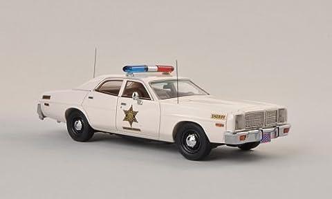Dodge Monaco, Police (USA) , 1978, Modellauto, Fertigmodell, Neo 1:43