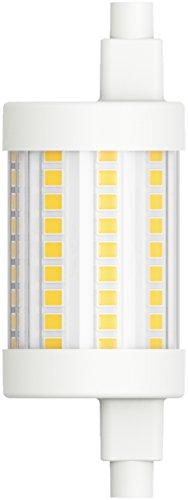 MÜLLER-LICHT LED R7s, Vielfältig einsetzbar Zahlreichen Wohnbereichen, warmweißes Licht (2700 K), 8 W, 1055 lm
