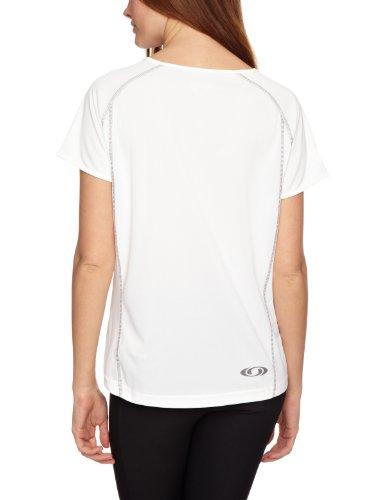 Salomon Moto T-shirt technique pour femme Blanc - blanc