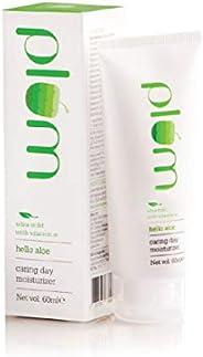 Plum Hello Aloe Caring Day Moisturizer | For Dry, Very Dry Skin | Hydrates the Skin | Aloe Vera | 100% Vegan |