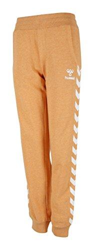 Hummel, Pantaloni sportivi Donna Classic Bee, Arancione (Sun Orange Melange), M