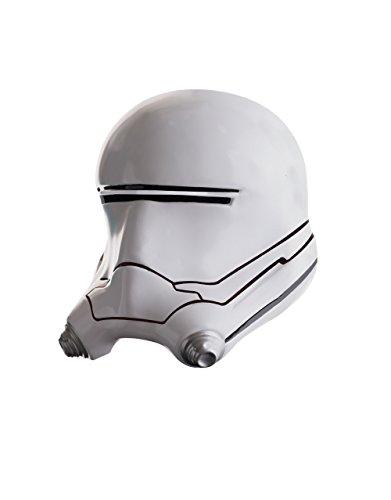 Der Wars Kostüm Sith Star - Der Sith Kostüm Accessoire, Star Wars Herren Flametrooper Helm, 2-teilig