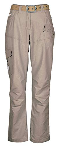 g 000Champagne42 Women's With G aDx i BeltWomens33452 Trousers Helania Casual IWEYH29D