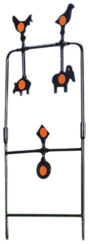 gamo-bsa-spinner-objetivos-giratorio-para-pistolas-rifles-de-aire-con-6-objeticos-balanceados-que-se