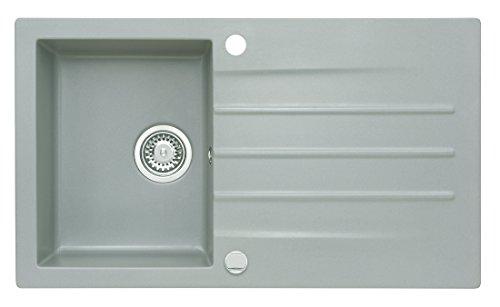 Axis Kitchen Mojito 100 Küchenspüle Material Axigranit 45er Unterschrank Spülbecken Siphon,...