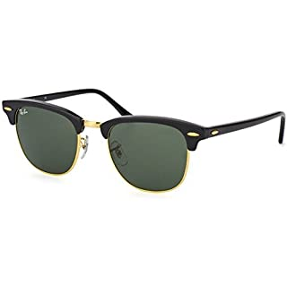RAY BAN LUNETTES DE SOLEIL RB3016 CLUBMASTER W0365 / 51 (B0143ICVH4) | Amazon price tracker / tracking, Amazon price history charts, Amazon price watches, Amazon price drop alerts
