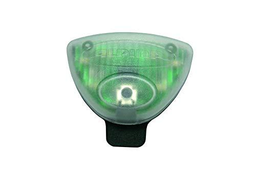 Alpina Unisex Jugend Flash Light Gamma Fahrradhelmzubehör, transparent, One Size