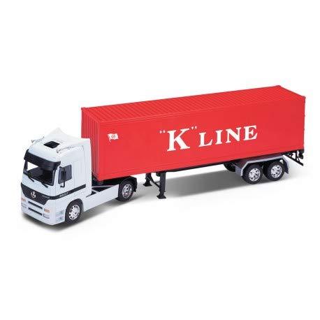 edes Benz Atros K Line Collection Spielzeug, Maßstab 810704, weiß ()