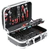 CLEVA® PRO.TOOLS P2155S TOOL KIT, 153PC [Pack of 1] w/Min 3yr Warranty