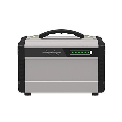 WANG Portable 1000W 120000mAh Solarstrom-Speicher-Generator-Inverter im Freien UPS-Reiner Sinus-Wellen-Spg.Versorgungsteil USB-Energiespeicher,A -