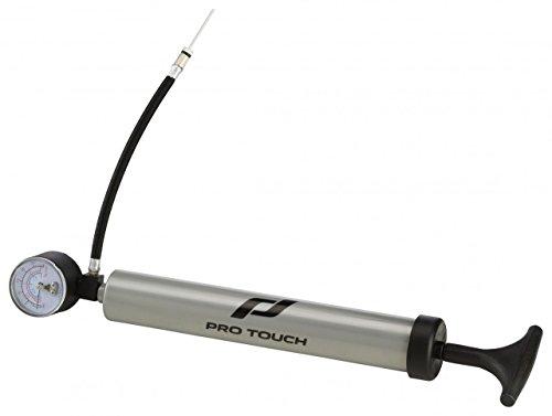 Pro Touch Universalpumpe mit Manometer-104348869001, Silber, 1
