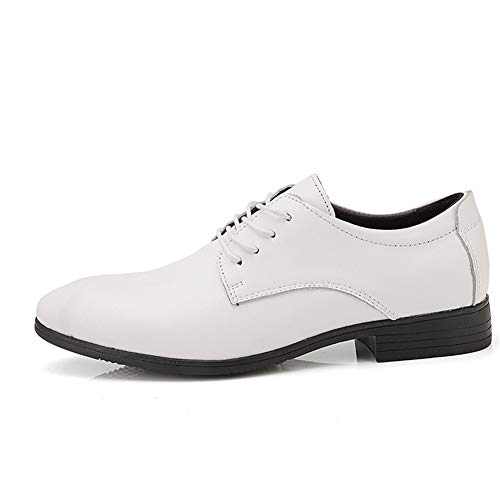 Herren Business Schuhe Oxfords Lace-Up Pointed Toe