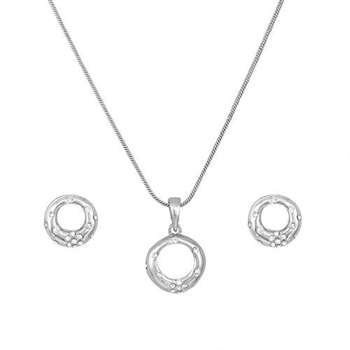 sempre-londres-plaque-rhodium-pendentif-tiffany-avec-etui-a-rabat-pour-boucles-doreilles-en-cristal-