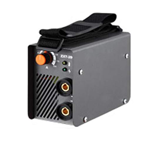 LXB Mini saldatrice 220 V, saldatrice Manuale con Inverter in Rame Pieno, Leggera e Portatile, Adatta alla Saldatura di Vari Metalli, Come l'acciaio.