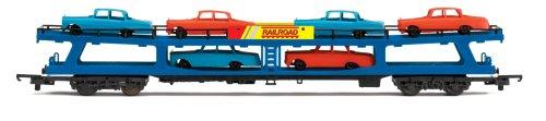Hornby R6423 RailRoad Car Transporter 00 Gauge