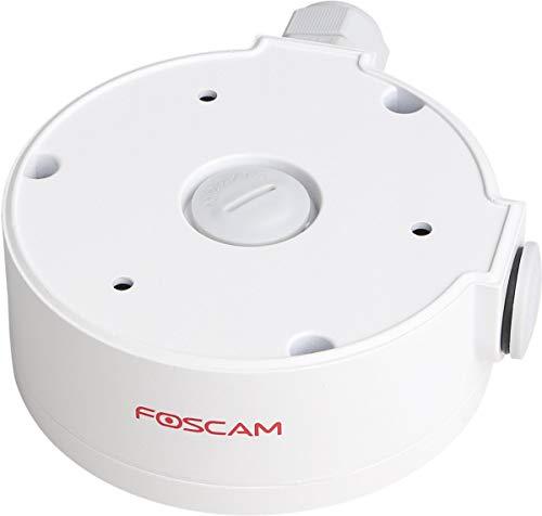 Foscam FAB61 Boîtier de jonction électrique – Boîtiers de jonction électrique (Blanc)
