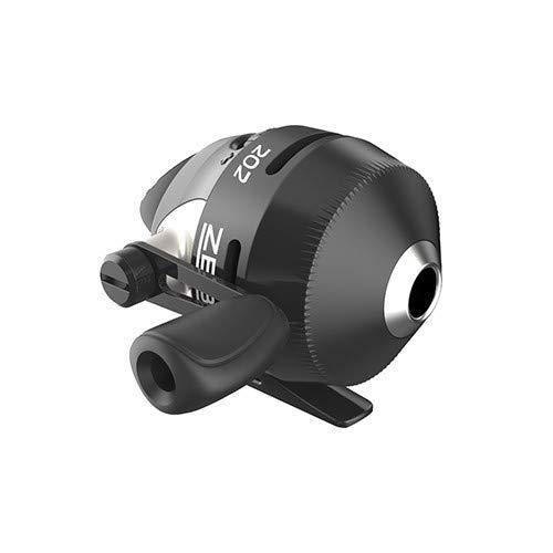 Zebco/Quantum 202 Süßwasser-Spincast-Rolle, 2,8:1 Übersetzung, 38,1 cm Abtastrate, Rechtshänder, in Box -