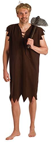 Aus Kostüm Barney - EL REY DEL CARNAVAL, SL Günstiges Barney-Kostüm für Herren Einheitsgröße