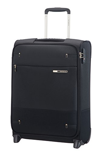 Samsonite Base Boost, Maleta, Negro (Black), 55 x 20 x 40 cm/ 41 L