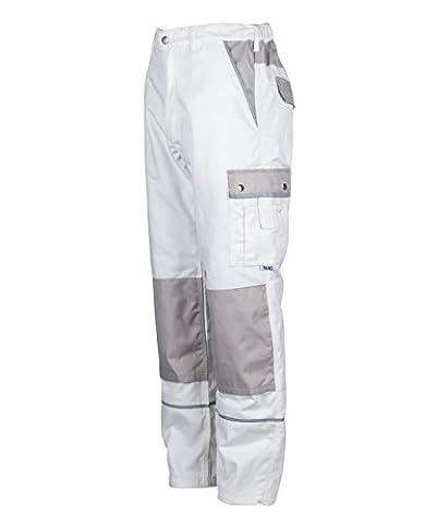 TMG® - Pantalon de travail/de peintre - résistant et léger