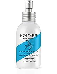 HOMMER BAUME APRES-RASAGE ANTI-AGE 100ml avec huile de chanvre Long Journey