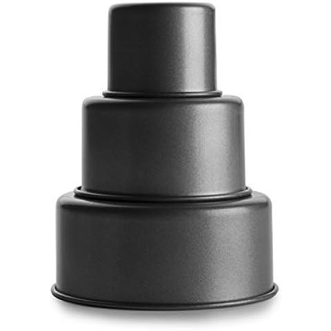 Ibili 827400 - Mini Tartas Tres Pisos