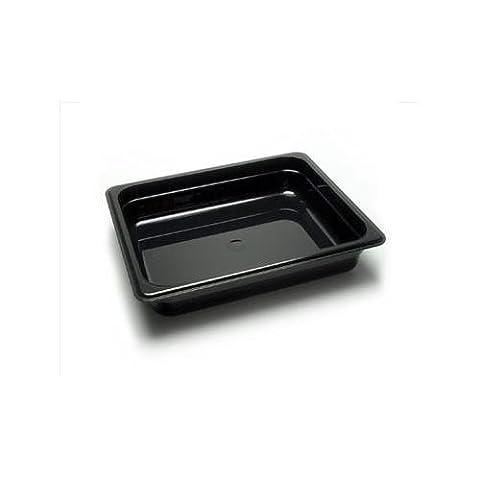 Cambro 22CW135 Camwear Food Pan, 1/2 Size, 2-1/2
