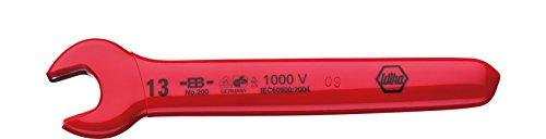 Wiha offener universal Einmaul-Gabelschlüssel isoliert (36643) 13 mm