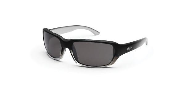 9013910e38 Smith Optics Interlock Trace Sunglasses (Black Fade with Polarized Gray  Lens)  Amazon.co.uk  Sports   Outdoors