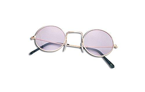 Bristol Novelty ba506Lennon Brille, Einheitsgröße, Violett