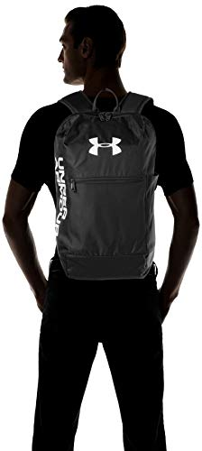 Under Armour 17 Ltrs Black Casual Backpack (1327792) Image 5