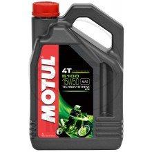 Olio motore 4 tempi - 714.00.89 - Motul 5100 15W50 olio motore di sintesi techno 4 litri